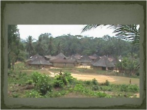 LiberiaVillage