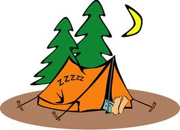youth camping